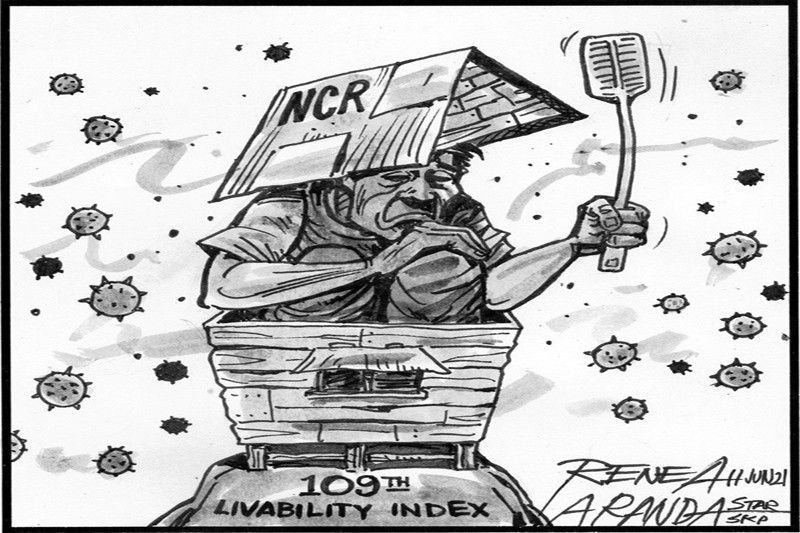 EDITORIAL - Less livable