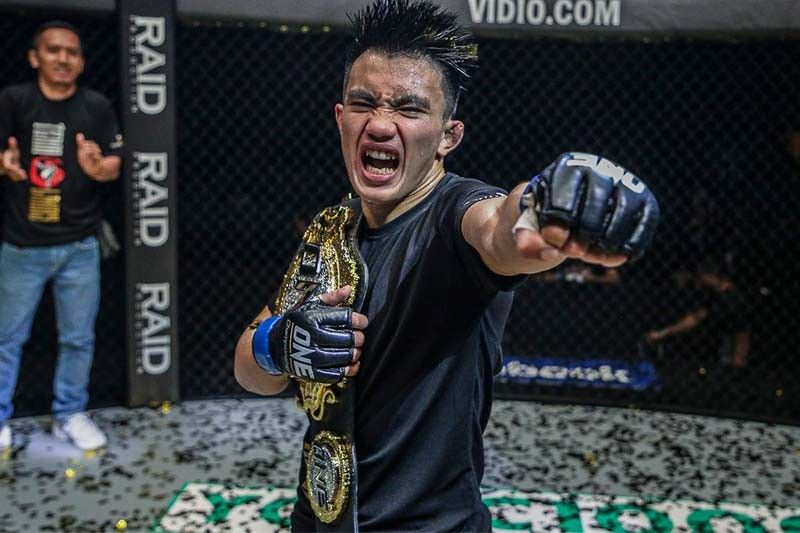 ONE strawweight champ Pacio brushes off 'new face of Philippine MMA' tag