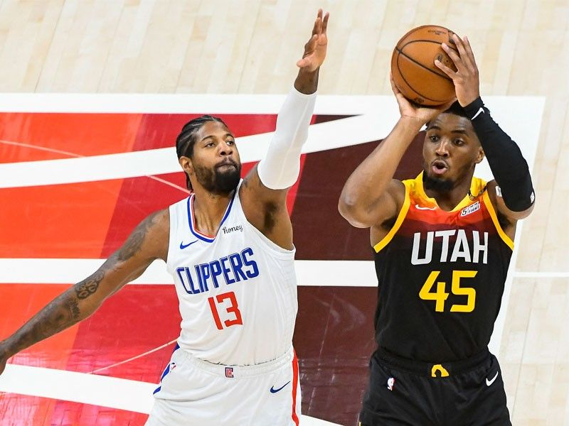 Jazz keep Clippers at bay for 2-0 lead