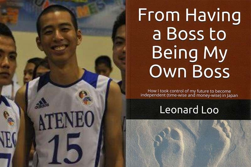 Former Ateneo Blue Eagle now a self-published author in Japan