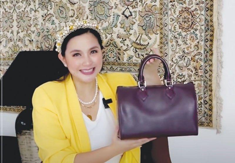 Mariel Rodriguez aminadong �di afford ang Hermes bag, Kris Bernal massive ang collection ng luxury bag
