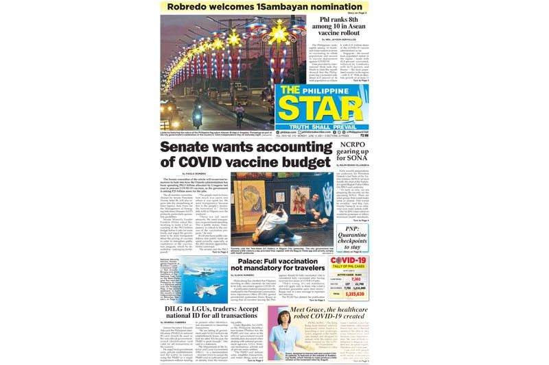 The STAR Cover (June 14, 2021)