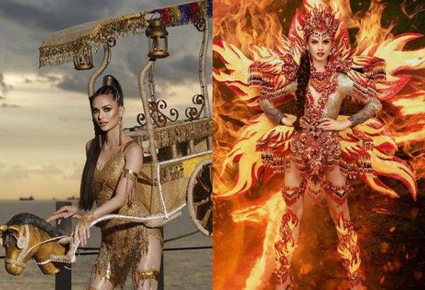In photos: Binibining Pilipinas 2021 National Costume top 10 picks