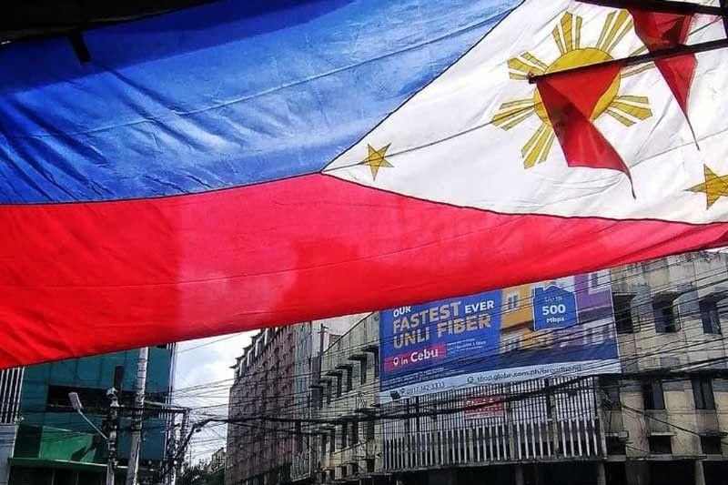 Peaceful Independence Day celebration in Cebu City