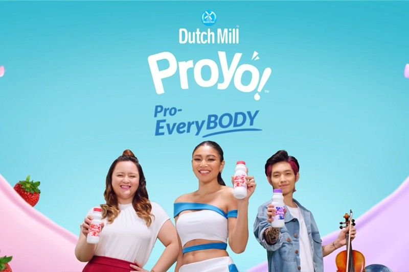 WATCH: Dutch Mill ProYo x Nadine campaign inspires you to love your body