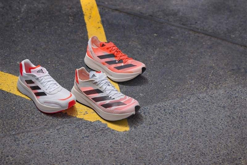 Adidas ups the ante on running shoes with latest adizero collection