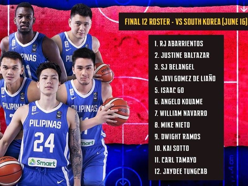 5 things to watch out for in Gilas' FIBA Asia Cup Qualifiers bid
