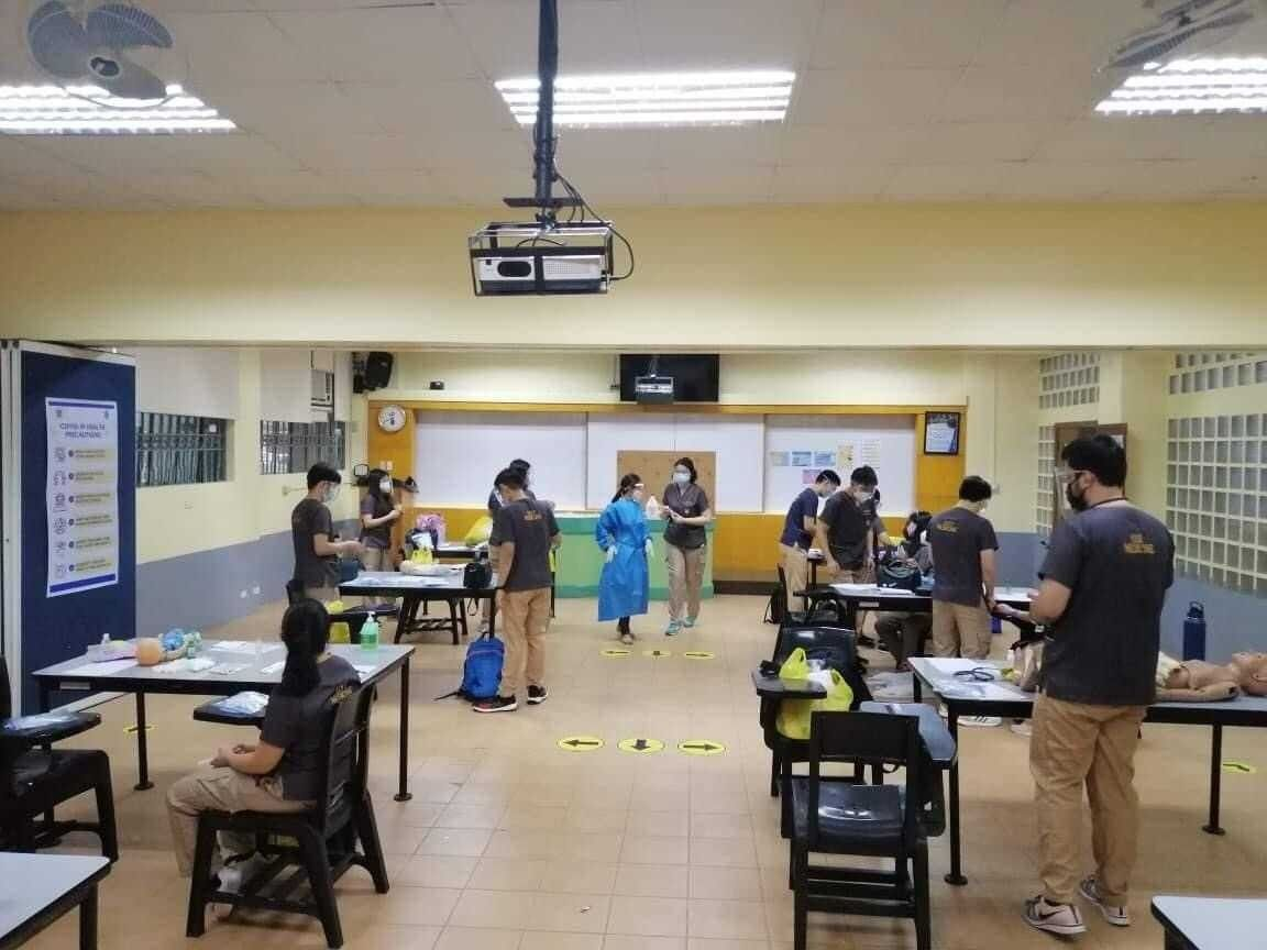 CHED: 73 schools now allowed to hold limited face-to-face classes