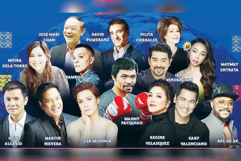 Pacquiao tutulong para makalikom ng $1 million