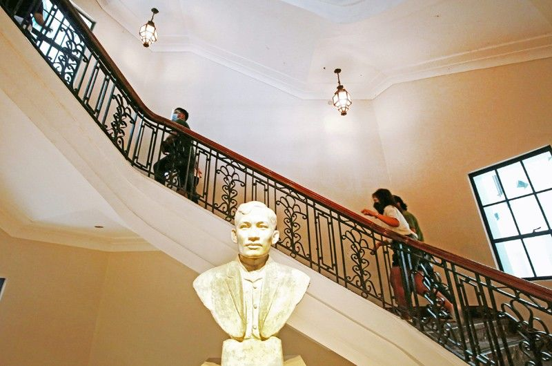 Museums reopen on Rizal�s birthday