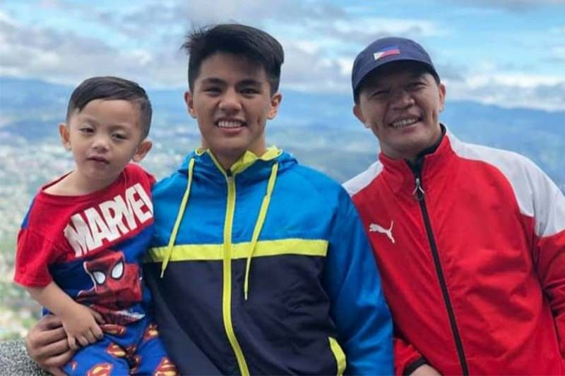 Mark and Jhanlo Sangiao poised to be elite father-son duo of Philippine MMA