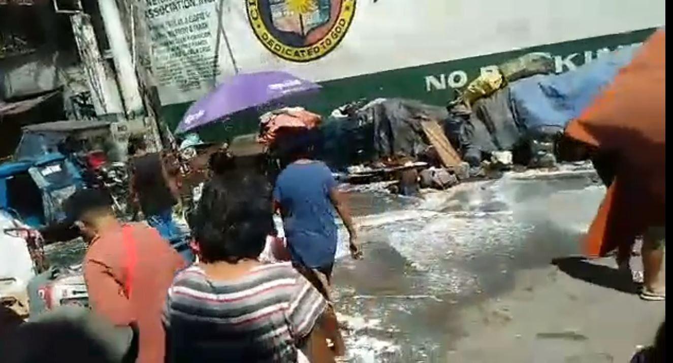 Parañaque urban poor residents face demolitions amid pandemic