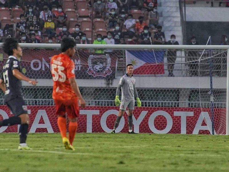The Thai journey of footballer Patrick Deyto
