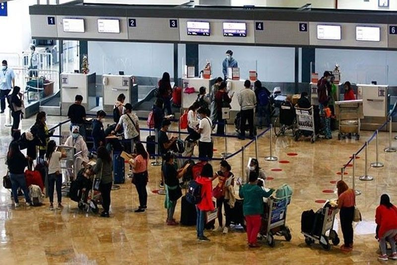 Palace appeals for patience from overseas Filipinos as gov't extends travel ban