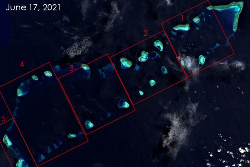 More than 100 additional ships detected in West Philippine Sea � report