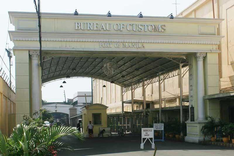 BOC to auction seized building materials