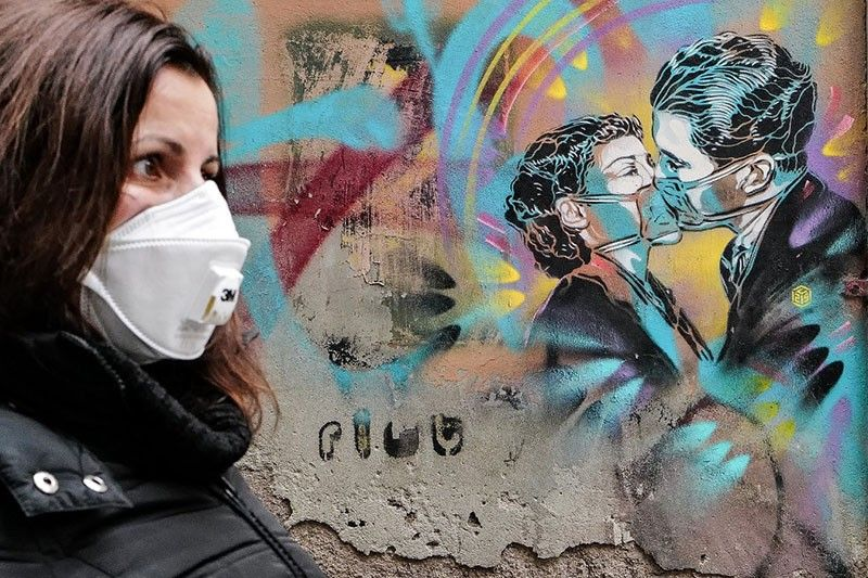 Italy says face masks will no longer be mandatory outdoors from June 28