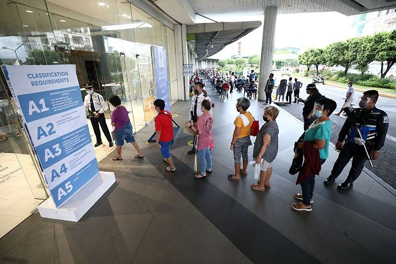 Philippines logs 3,666 new COVID-19 cases, 12 labs without data