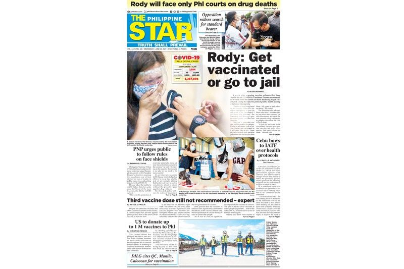 The STAR Cover (June 23, 2021)