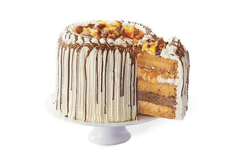 The art of reselling: For goodness� cake!