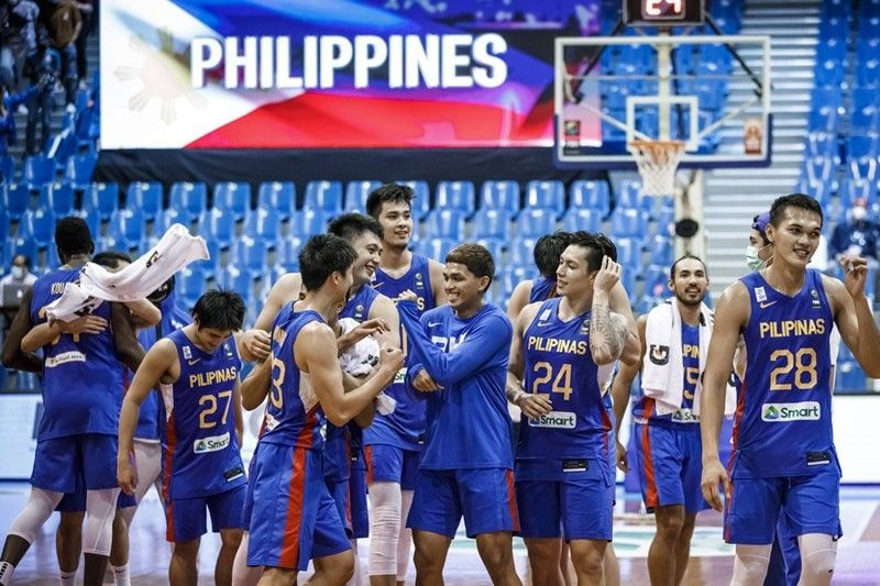 Sotto, Ramos banner Gilas 12 for Olympic Qualification Tournament
