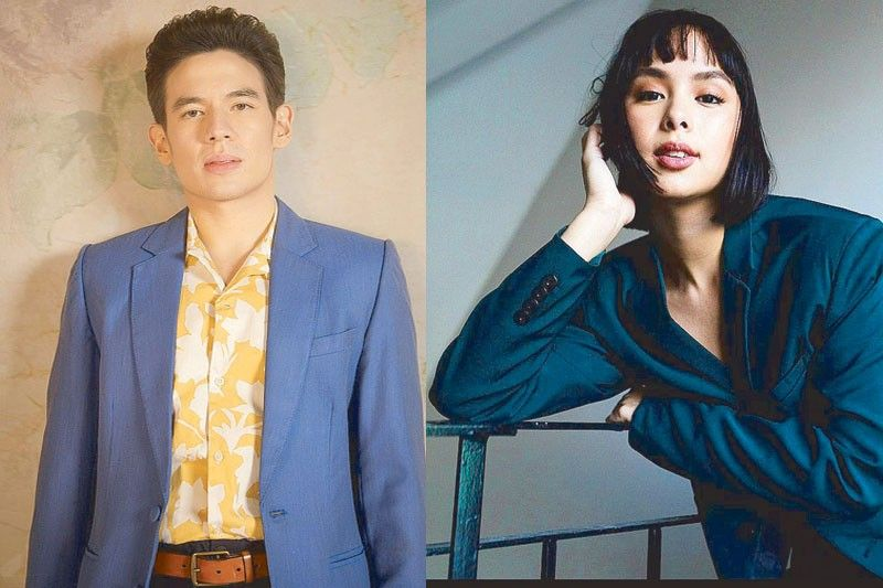 More showbiz scions sign up with Star Magic