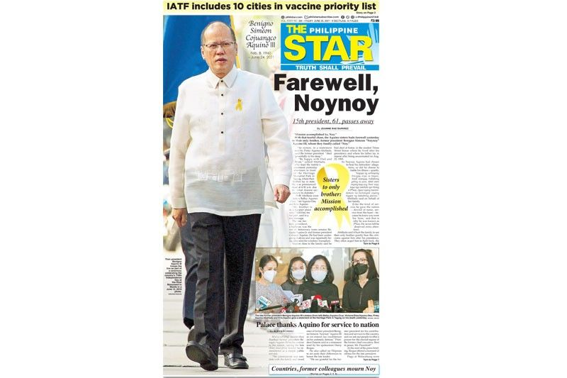 The STAR Cover (June 25, 2021)