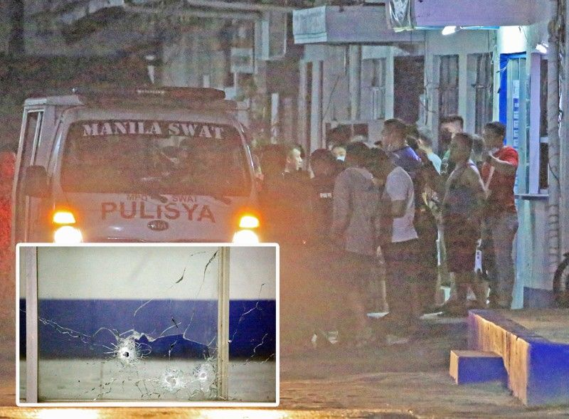 Cop runs amok in MPD: 2 dead, 1 hurt