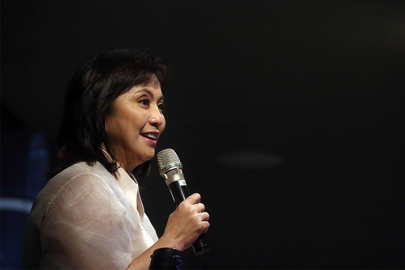 Allowing civilian groups to carry arms risky, open to abuse — Robredo