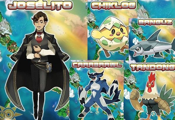 Gotta catch 'em all: Fan-made Pinoy Pokémon game to launch demo this year