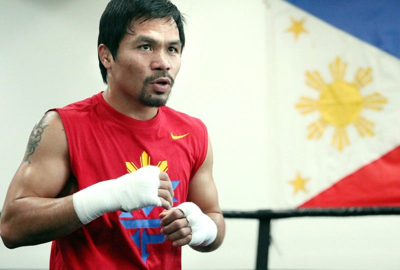 Pacquiao wards off lawsuit