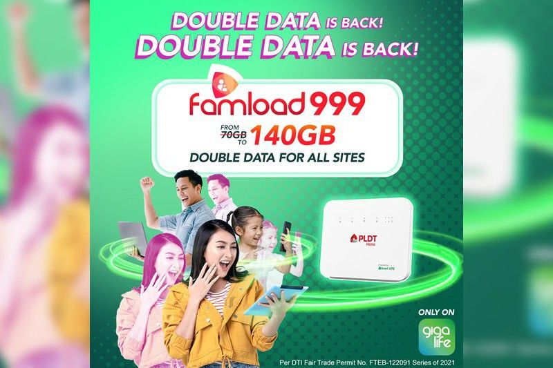 Smart Bro brings back Double Data for Prepaid Home WiFi subscribers