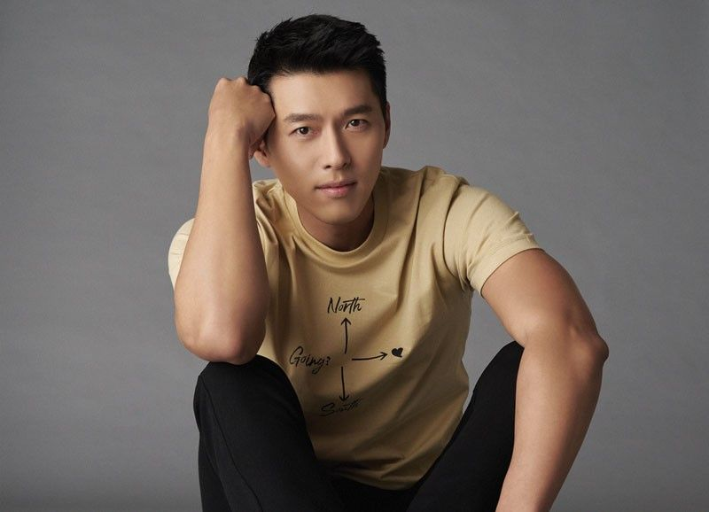 Hyun Bin: 'Happiness? These days, it's being healthy and fit.'