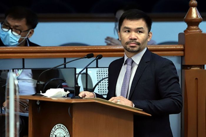 Pacquiao denies �attacking�Duterte, says trying to help with anti-corruption drive