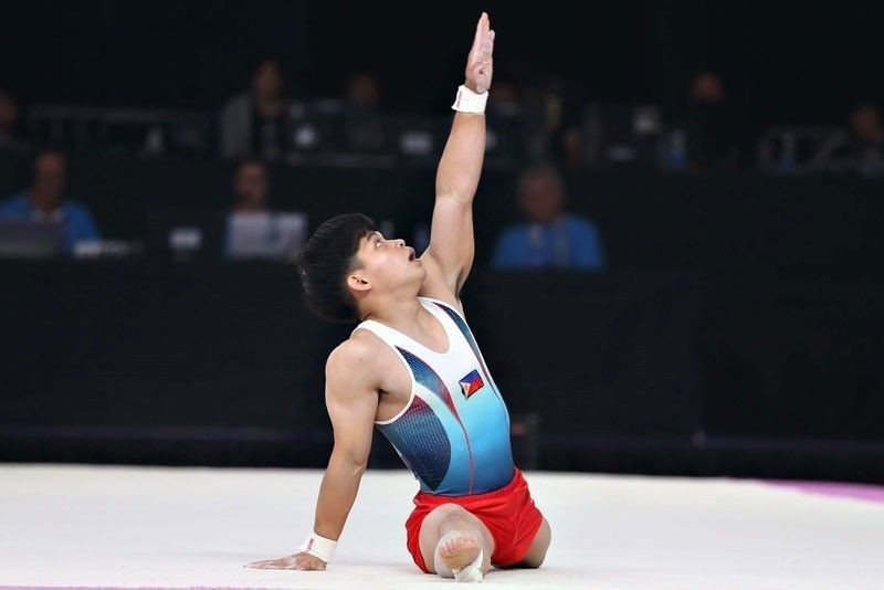 Yulo in form to win 2 Olympic gold medals