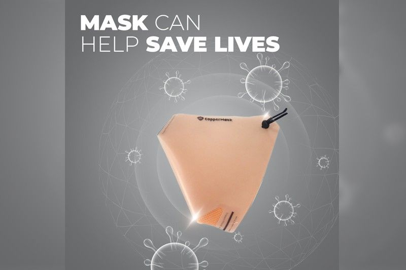 International tests confirm CopperMask can deactivate coronaviruses by up to 99% in just 2 hours