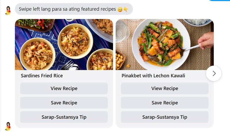 Newbie cooks, Tita Chatbot is here to give you helpful tips in the kitchen