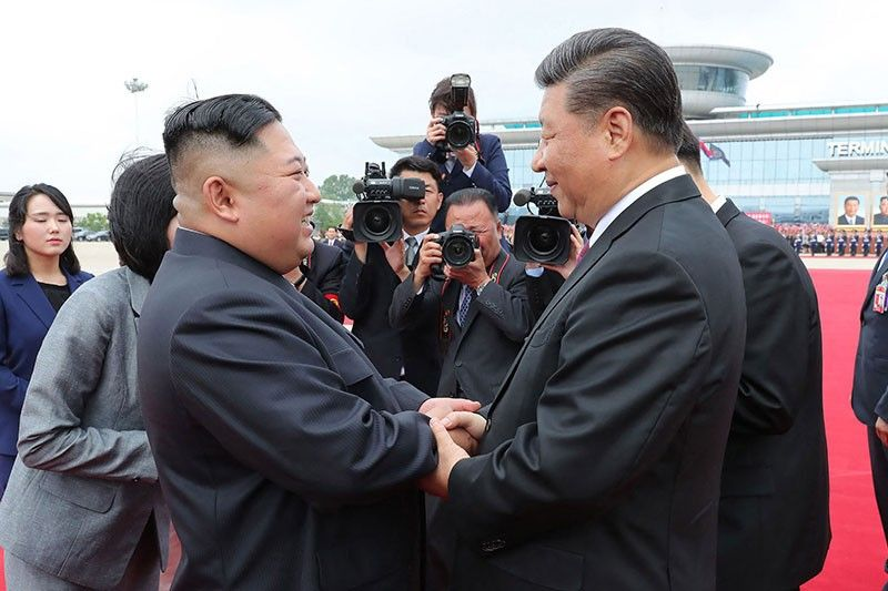 Leaders of China and North Korea vow to strengthen ties: KCNA
