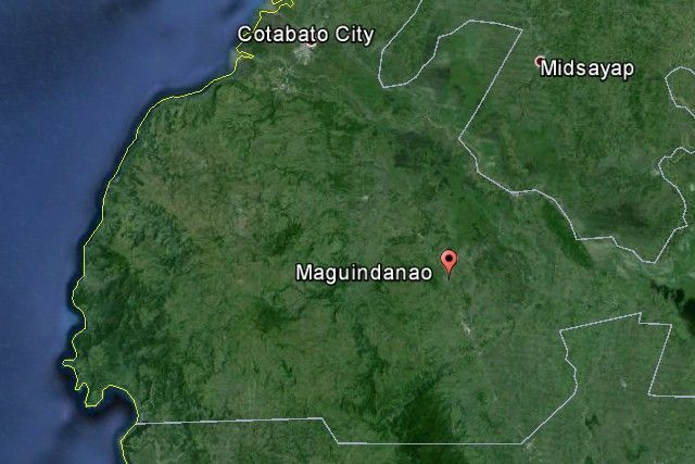 4 arrested in Maguindanao for illegal firearms not terrorists � sources