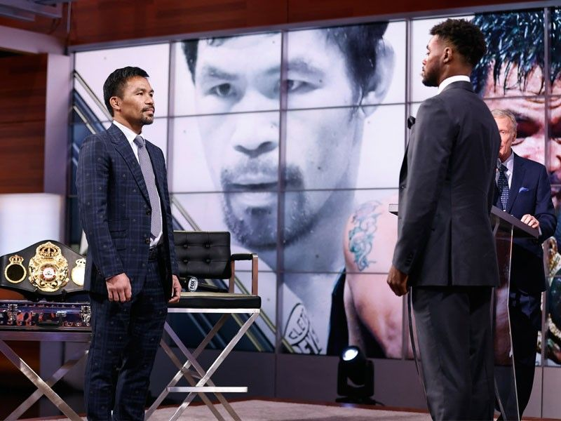 Spence says Pacquiao will 'definitely retire' after their fight