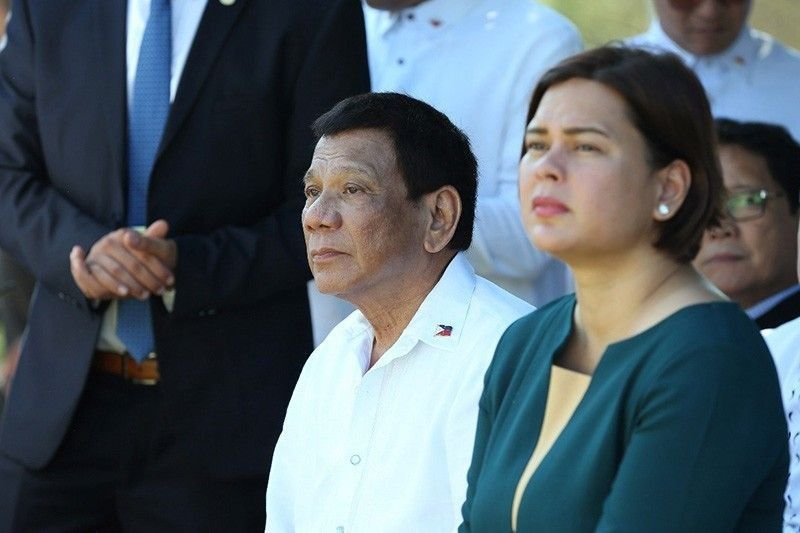 Dutertes top Pulse Asia survey: 28% pick Sara for president, 18% pick Rodrigo for VP