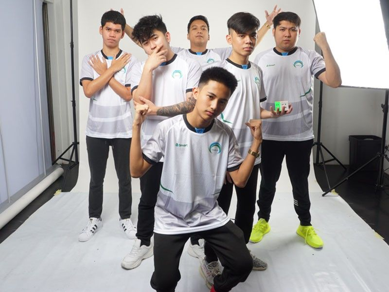 Smart Omega to field former Execration members in MPL-PH Season 8