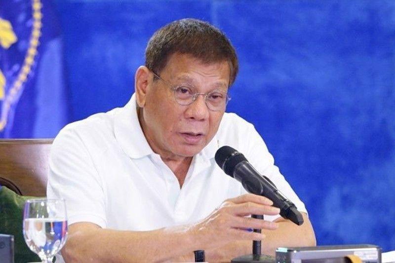 �Duterte recognizes PDP-Laban belongs to Pimentels�