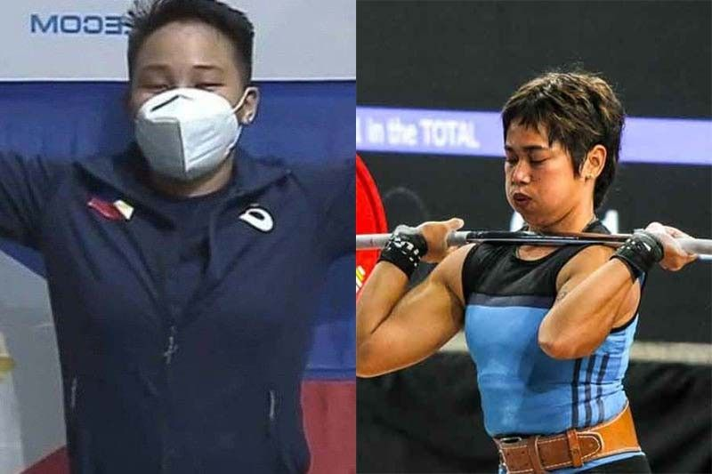 Hidilyn eyes medal in possible final Olympics; Ando tipped to take over