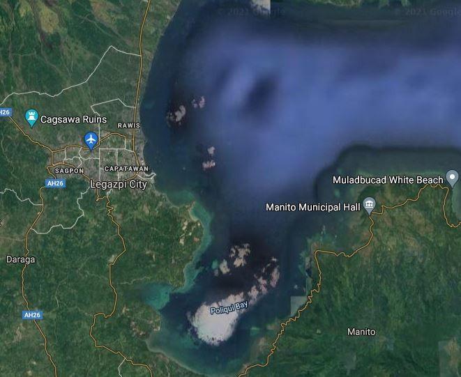 DOH monitoring 12 COVID-positive crew members of vessel docked in Albay