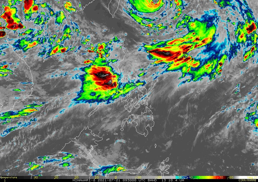 Monsoon rains to persist in NCR, provinces until Thursday � PAGASA