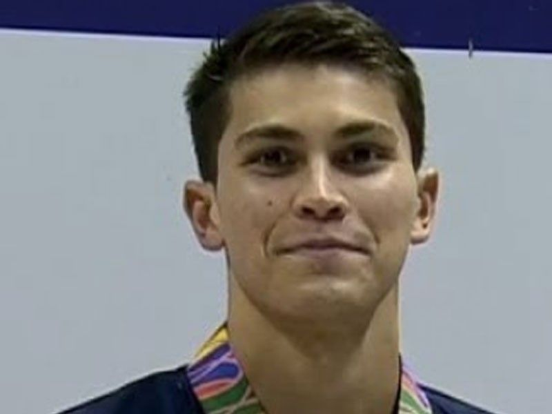 Gebbie sets new Philippine record, but misses 100m Olympic freestyle semis