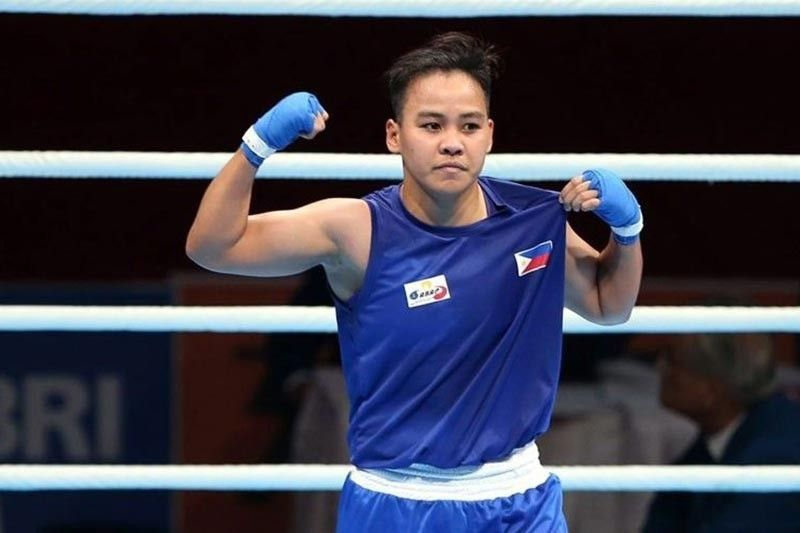 Olympian Fact Sheet: Nesthy Petecio (Boxing)