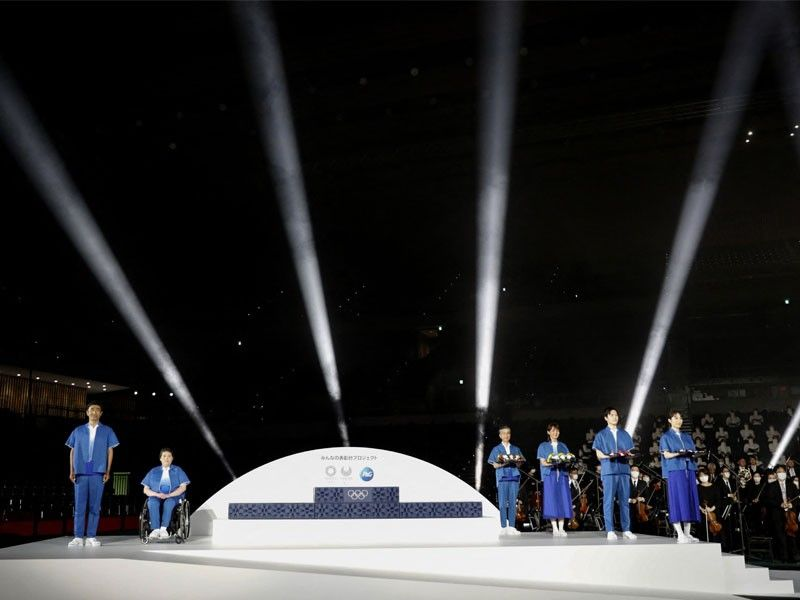 No fans, fewer athletes: Tokyo Olympics set for unusual opening ceremony