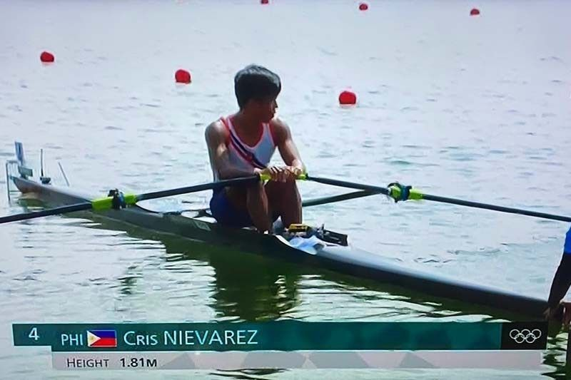 Triumph of spirit for Nievarez, rowing team after impressive Olympic debut